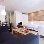 Studio/Living-room
