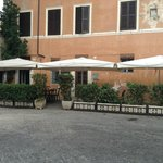 The outside of Roma Sparita Sept 2014