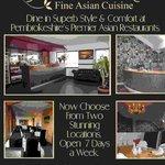 fine asian cuisine