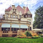 Clayton, the Frick mansion