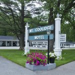 Foto di Mt. Coolidge Motel