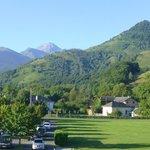 Pic Du Midi vu de la chambre 222
