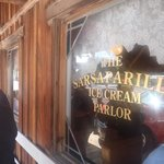 The Sarsaparilla Ice Cream Parlor