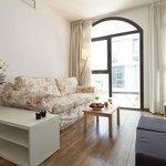 Sants 2 bedroom/Living-room