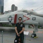 Impresionantes aviones de la Us Navy
