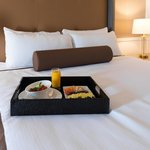 Breakfast in Bed at The Garden City Hotel