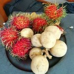 The Welcome exotic fruit
