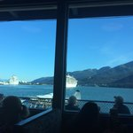 That view!  Makes any meal taste better!
