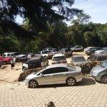 Estacionamento Pedra Redonda da Agencia Monte Verde