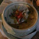 verduras curry (8,50€)