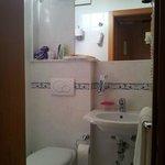 bagno camera 104