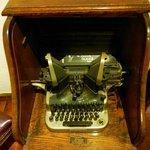 Diego's Typewriter