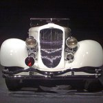 A classic Duesenberg that's in the museum.