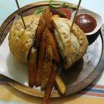 The Wagyu Burger!
