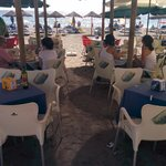 Comedor playa