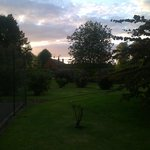 nice English sky