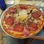 Pizza napouloise
