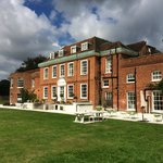Stately Home at Stoke Poges
