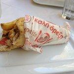 Chicken Kyros