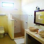Hotel Merida Santiago - Bathroom king suite with private terrace