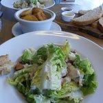 Waldorf Salad at The Tullie Inn