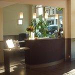 Reception hotel juin 2014