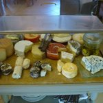 Carcarille Cheese Trolley