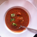 Gaspacho out of this world!