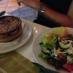 moussaka e verdure