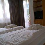 Suite superior: camera da letto
