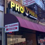 Pho Xpress downtown San Diego signage