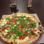 Pizza veramente squisita
