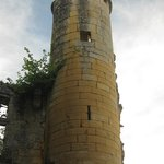 Tower at Chateau de Commarque