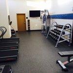 Gym - good equipment