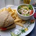 hamburger vosgien