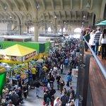 Mercado Municipal de São Paulo, Brasil.
