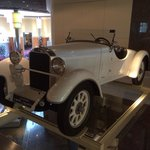 Old timer exhibition on first floor