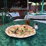 Les pizzas , notre spécialité