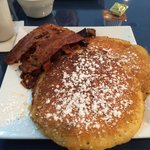Great pancakes.