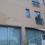 Hotel Conca Park wall