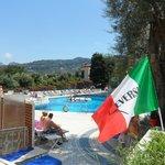 Pool area Conca Park