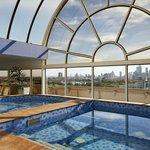 Rooftop Spa, Sauna, Plunge Pool and Gym