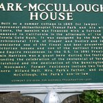 Park-McCullough House