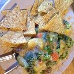 Verdure gratinate con riso e formaggio