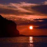 Grand Manan Sunset
