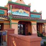 A visually beautiful eatery