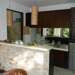 Villa Yudhistra - Outdoor Kitchen