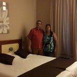 Llegados al Hotel
