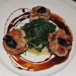 Pork tournedos