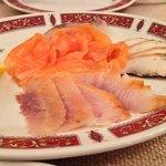 Рыбная карусель